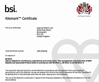 CP electronics - BS 8451 certificate