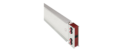 High efficiency busbar