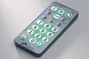 UHS4 – An10, compact user/programming handset