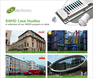 CP electronics - RAPID Case Studies