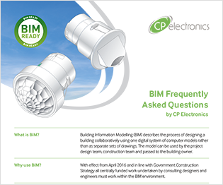 CP electronics - BIM FAQ technical bulletin