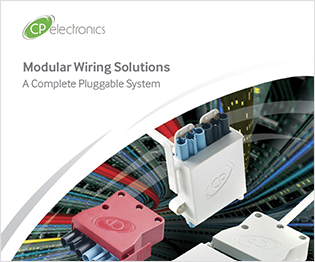 CP electronics - Modular Wiring Solutions Brochure
