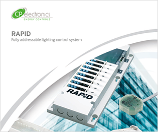 CP electronics - RAPID brochure