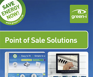 CP electronics - Green-i POS brochure