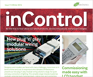 CP electronics - inControl issue 11