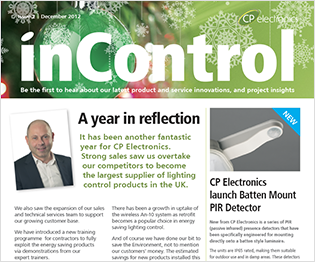CP electronics - inControl issue 2
