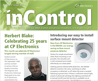 CP electronics - inControl issue 4