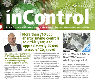 CP electronics - inControl issue 5