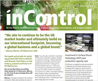 CP electronics - inControl issue 7