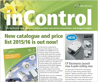 CP electronics - inControl issue 8